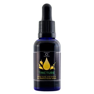 CI Tincture Bottles 20ML